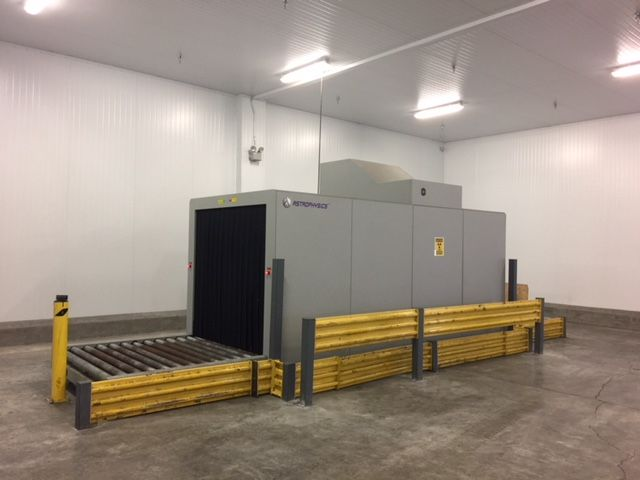 temperature controlled environment